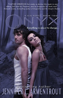 Onyx by Jennifer Armentrout Young Adult Book Lux Series