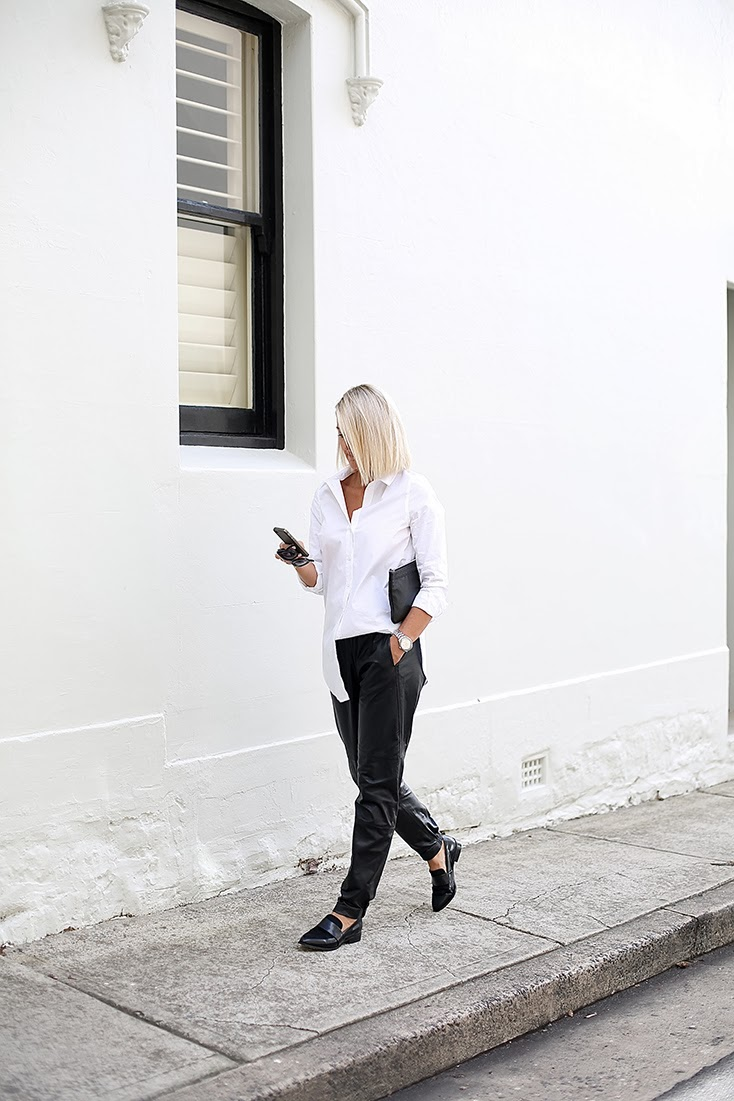 Witchery, sbyb, Claire Fabb, Style by Yellow Button, The W edit, the white shirt, classic, buy it, shop, masculine, feminine, style, fashion, street style,