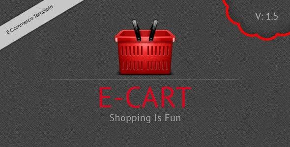 E-Cart - Responsive VirtueMart e-Commerce Template