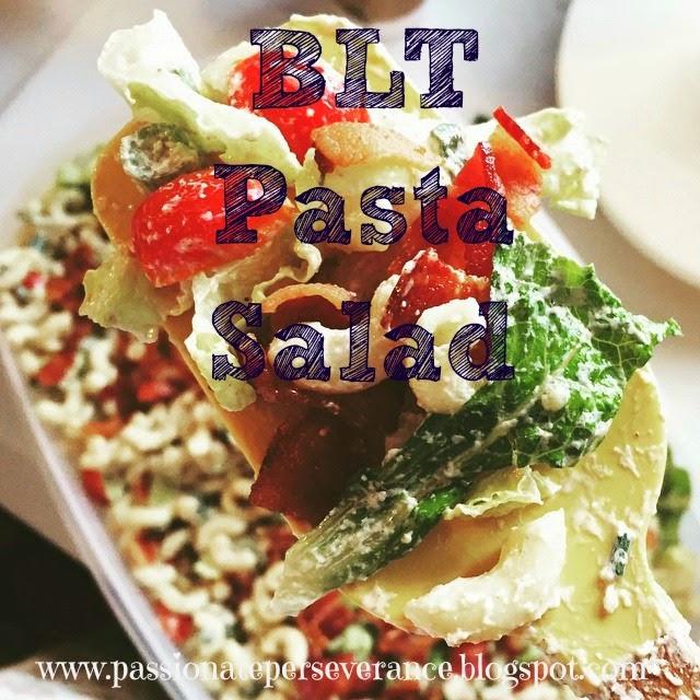 http://passionateperseverance.blogspot.com/2015/05/tasty-tuesday-blt-pasta-salad.html