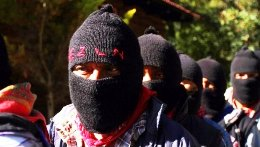 Llama EZLN a rebelarse en contra de las deportaciones