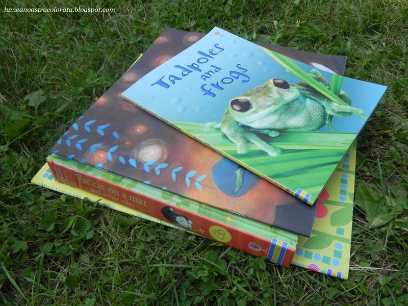 Lectura cu si despre broscute