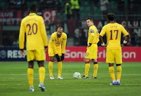 Prediksi Skor Arsenal vs AC Milan