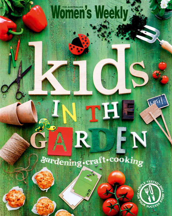 Kids Book Review Review Kids in the Garden