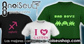 Noiseushop - Camisetas divertidas, t-shirts funny