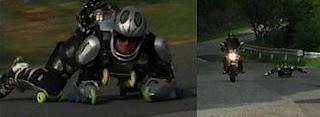 Speed challenge BUGGY ROLLIN VS MOTOBIKE 2 in JAPAN