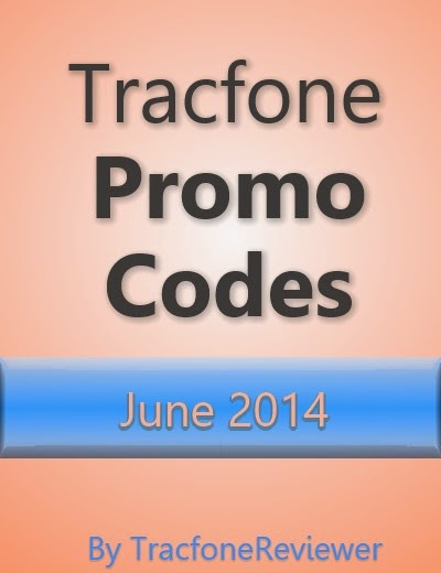 Tracfone Promo Codes For June 2014
