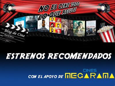 Vídeo avance y recomendaciones de la semana: 20 de Noviembre de 2015