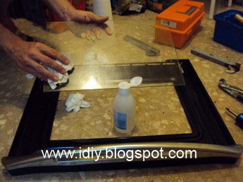 Beau Clean Ariston Door. How To Replace Oven Door Glass ...