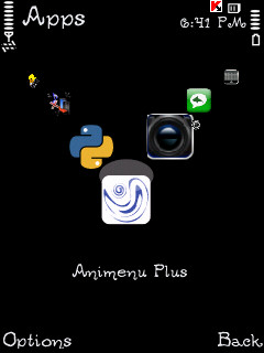 Support N81 N78 N79 N85 6220 N96 And 5800XM All The Animation Effects You Can Use Theme Of Phone Be