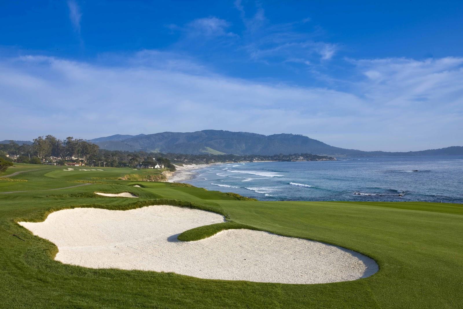 Trololo Blogg Pebble Beach Golf Wallpaper Hd