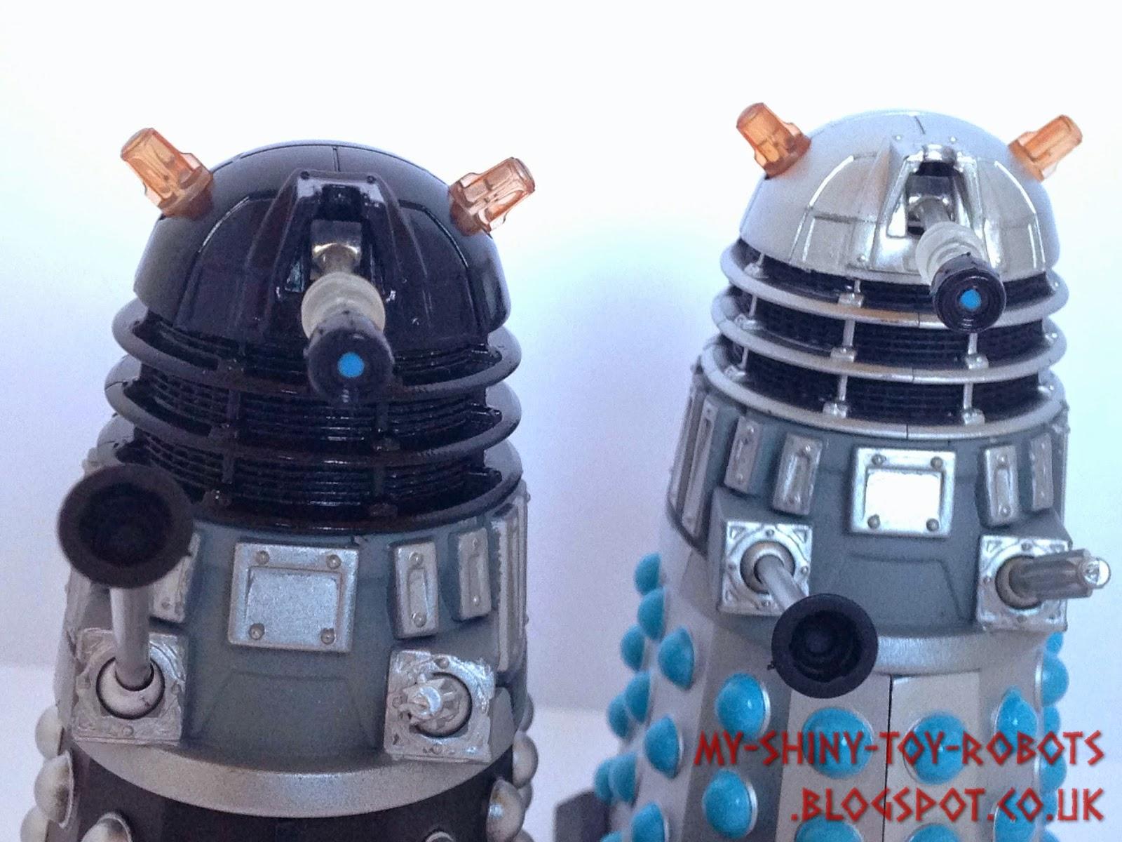 Dalek Collector Set #2 - Dalek Invasion of Earth