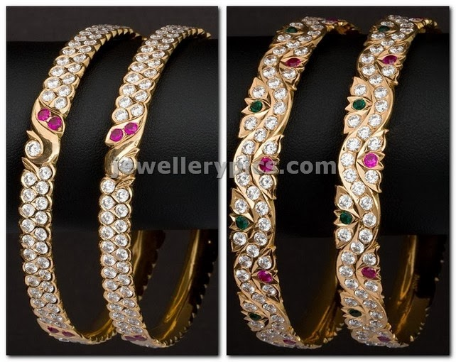 stone bangles from swarnamahal