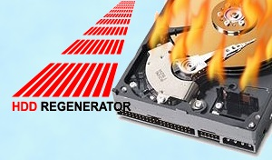Test de disco HDD Regenerator