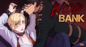 Blood Bank Manga