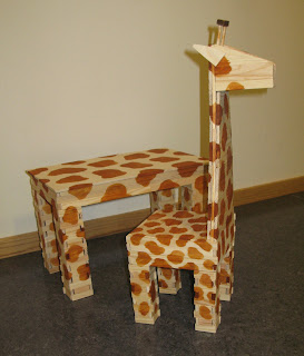 wood, design, project, giraffe, competition, norway