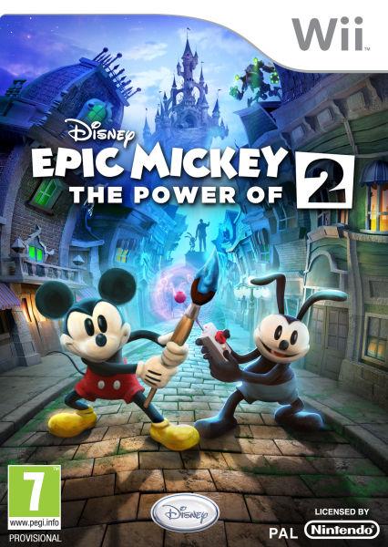 Epic Mickey 2: Poder em Dobro Epic_mickey_2_european_box_art+%281%29