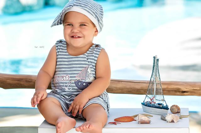 Paraíso Moda Bebê lança a Coleção de Verão 2014