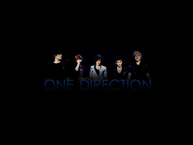 one direction dark wallpaper