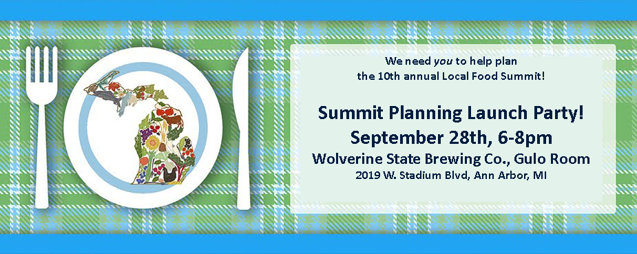 Local Food Summit 2017