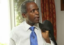 VP. Prof. Osinbajo Locked Out Of President Buhari's Security Meeting