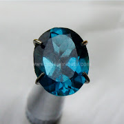 Batu Permata Blue Topaz - SP993