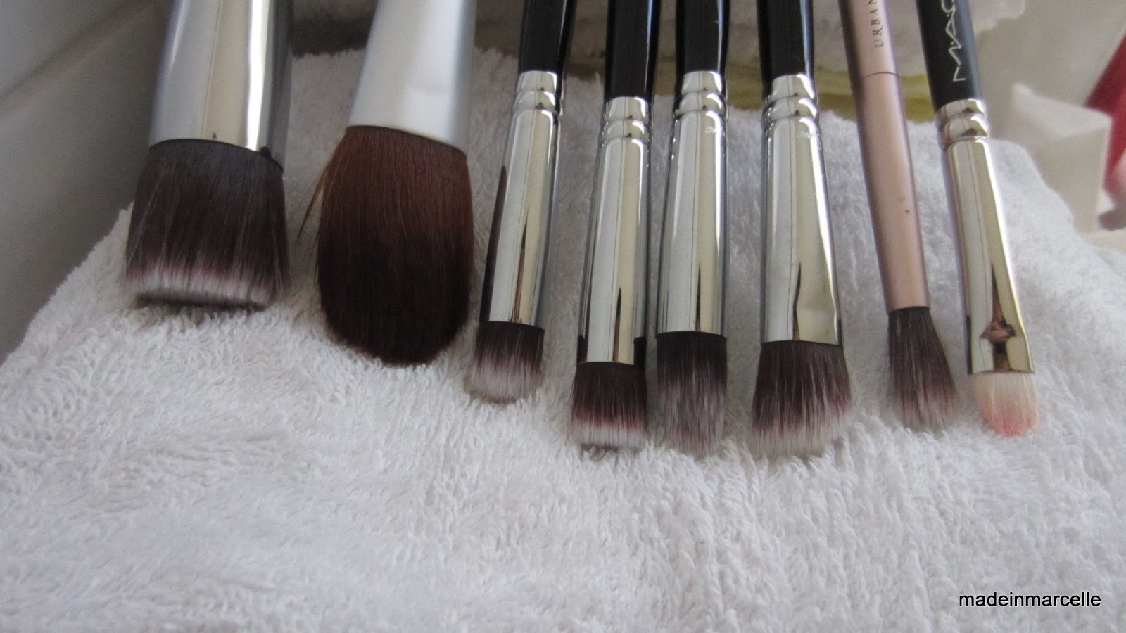 [HOW TO] by C: Let's wash those dirty makeup brushes ...