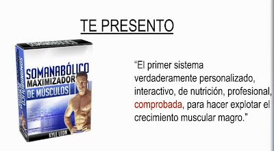 programa somanabolico maximizador de musculos gratis