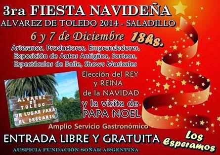 3º Fiesta Navideña