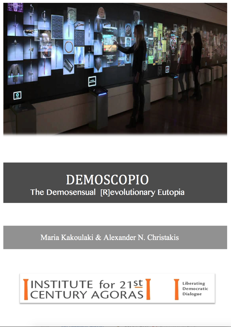 Demoscopio: The [R]evolutionary Demosensual Eutopia