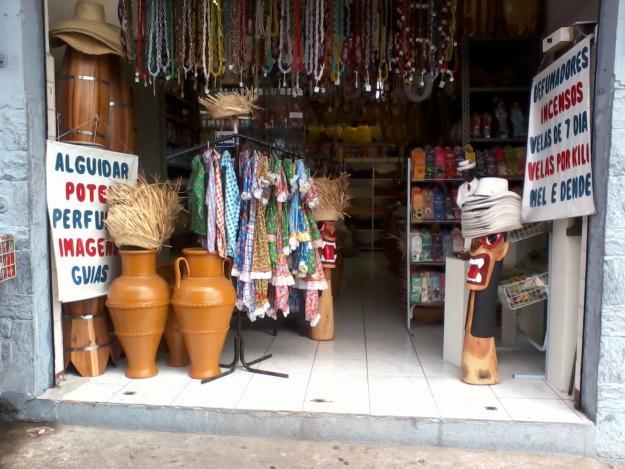 Lojas artigos religiosos umbanda