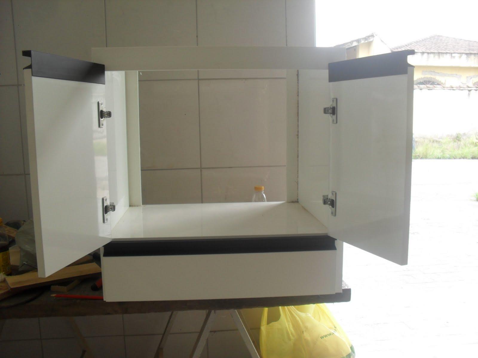 ART MAX Marcenaria: gabinete de banheiro #8F813C 1600 1200