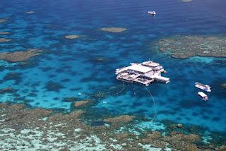 Барьерный риф Астралия