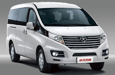 Refine van jac motors luxo