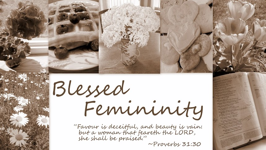 Blessed Femininity