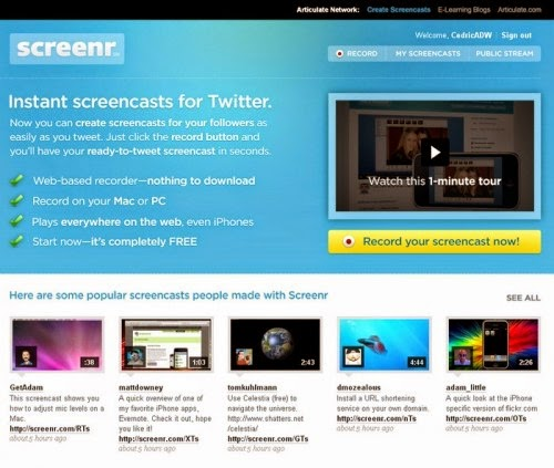 Screenr