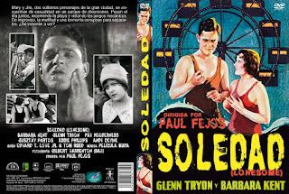 Soledad 1928 - Carátula