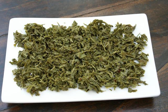 thé vert coréen