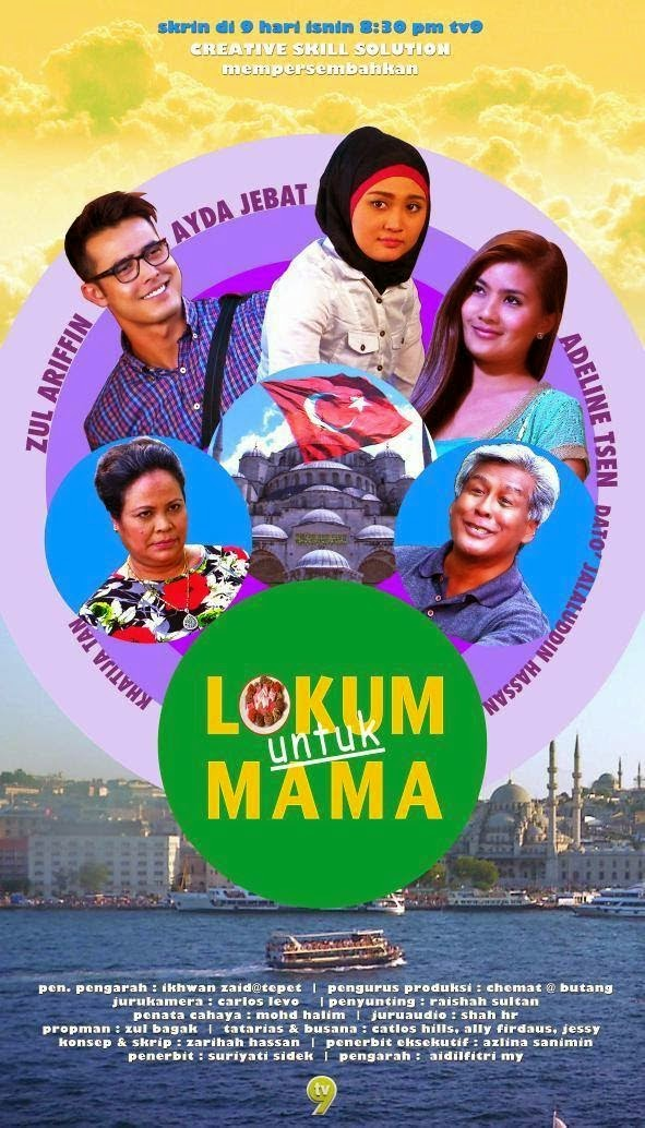 Lokum Untuk Mama 2015 Episod 1