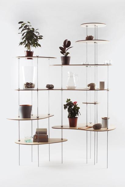 minimalis shelves