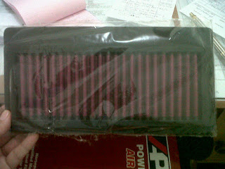 Filter Udara Hyundai ATOZ Apex (HD 2676)