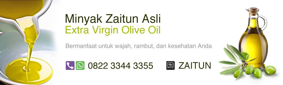 Jual Minyak Zaitun Asli untuk Rambut dan Wajah Jerawat