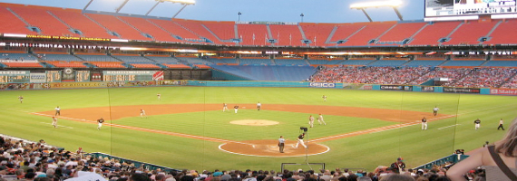 Throwing The Gyroball The Four Mlb Ballparks That Need To