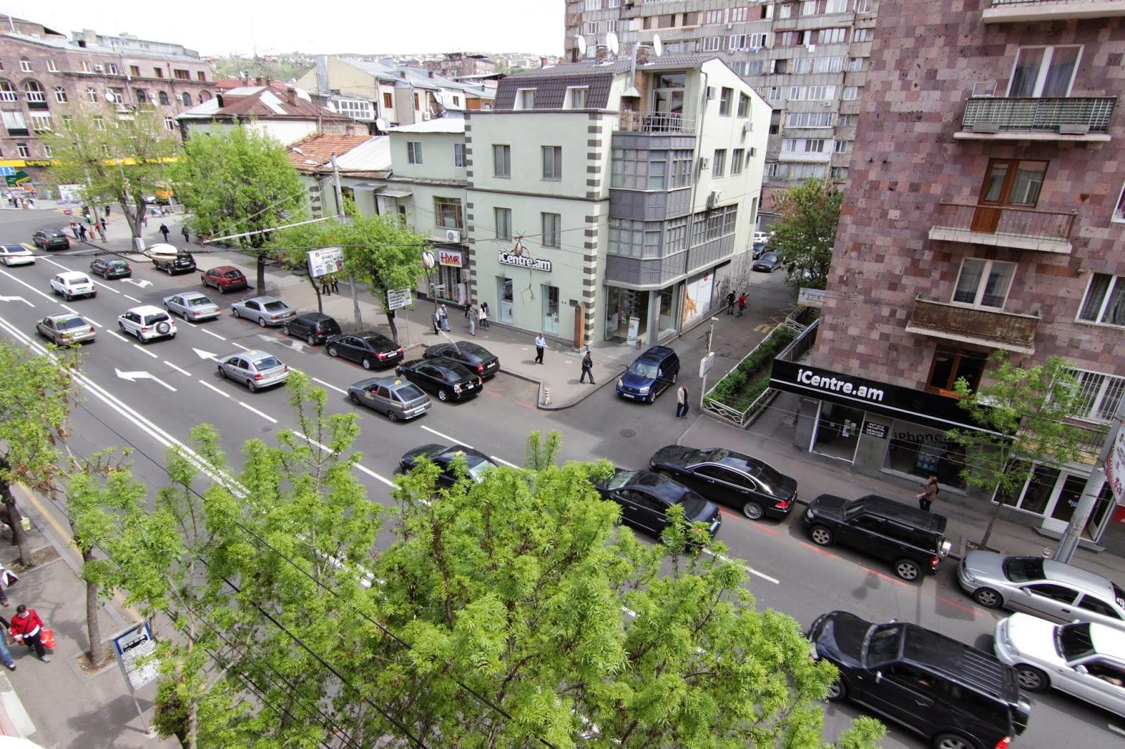 Վարձով բնակարաններ Երևանում