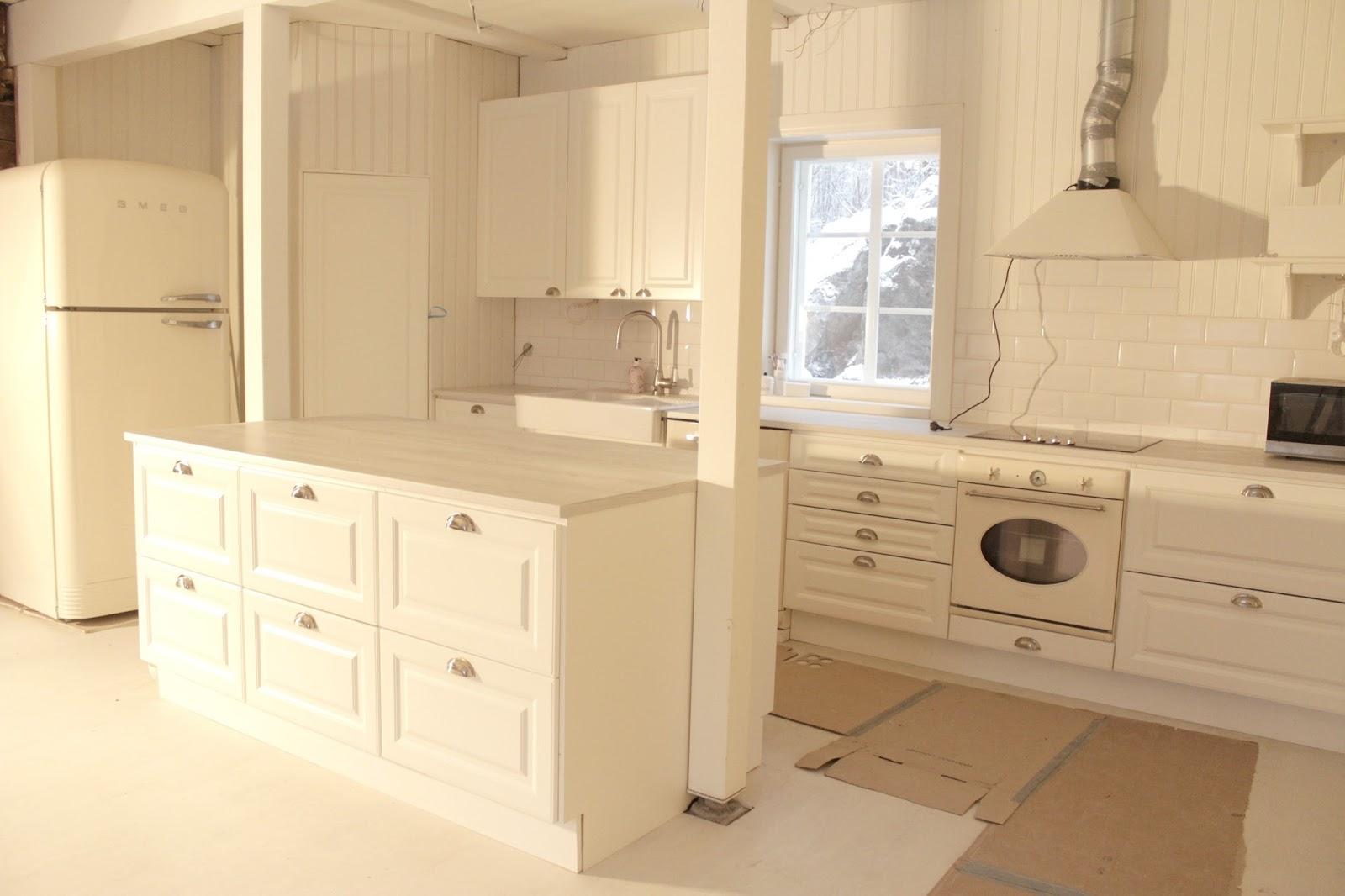 Dolce Vita - Det Ljuva Livet: Det färdiga köket