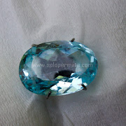 Batu Permata Blue Topaz - SP1034