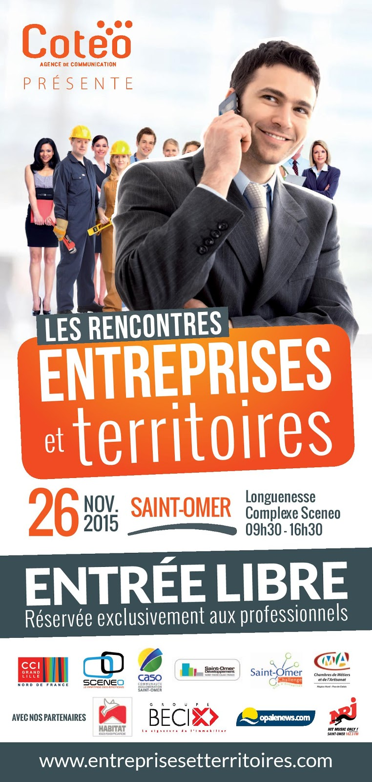 rencontres saint omer