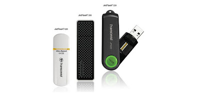 USB Flashdisk JF200, 220 and 620