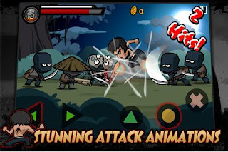 KungFu Warrior v1.3 Mod (Unlimited Money) central android apk