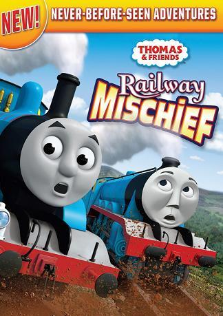 Thomas Y Friends Railway Mischief - DVDRIP LATINO